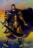 Xiahou Dun Artwork (DW3)