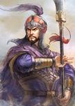 Zhang Liao Watercolor Artwork (ROTK13PUK DLC)
