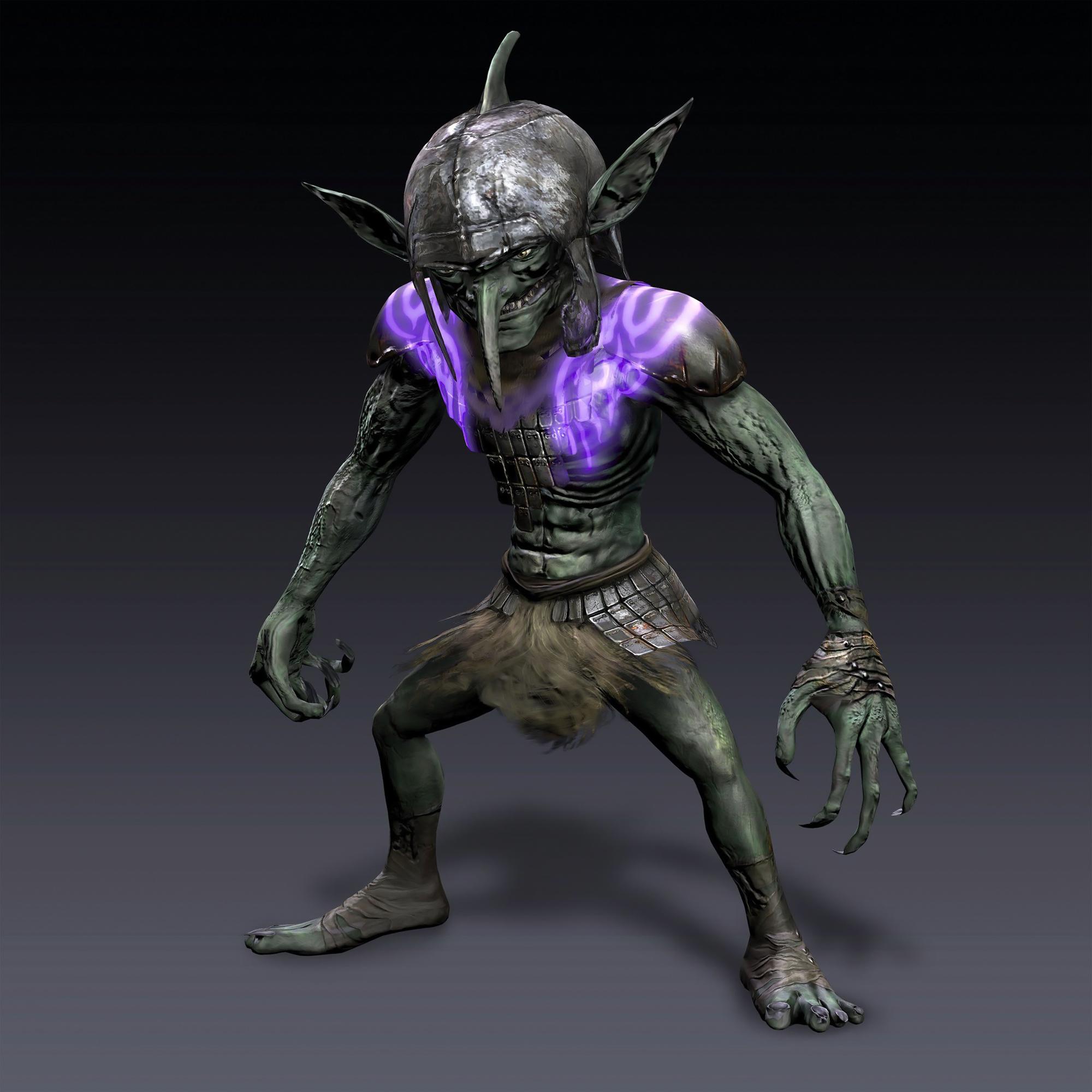 Unit Types (Bladestorm: Nightmare)