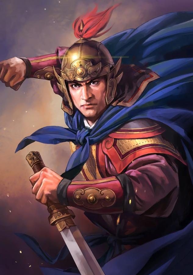 Romance of the Three Kingdoms XIII/Original Officers