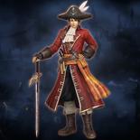 Lu Xun Bonus Costume (WO4 DLC)