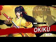 「ONE PIECE 海賊無双4」DLCキャラクター紹介映像~お菊~ PS4-Nintendo Switch-XboxOne