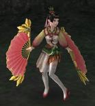 Da Qiao Alternate Outfit (WO)