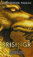 Brisingr książka nowa