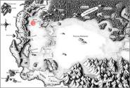 Daret mapa
