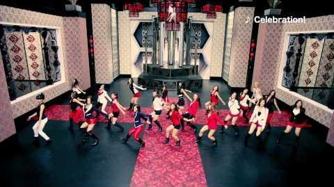 E-Girls - Celebration! (TV Spot)