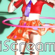 IScream - Maybe... YES cover