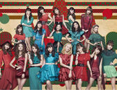 E-girls - Merry Merry Xmas lineup