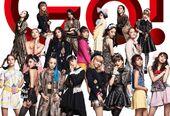 E-girls - Go Go Let's Go promo