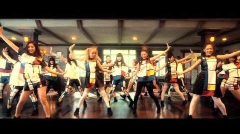 """E-girls - Gomennasai no Kissing You (""""Shazai no Osama"""" Ending Movie Special Edition Video - Short ver"""