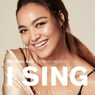 Crystal Kay - I SING cover