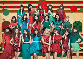 E-girls - Merry Merry Xmas promo