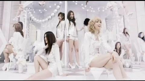 E-Girls - One Two Three (Video Clip - Short ver