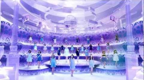 E-girls - THE NEVER ENDING STORY ~Kimi ni Himitsu wo Oshieyou~ (Video Clip -Short ver