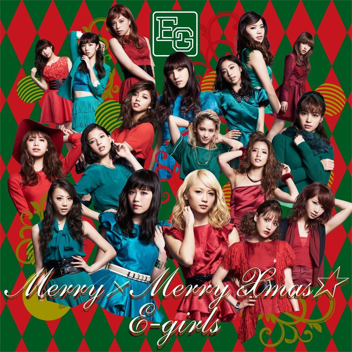E-girls - Merry Merry Xmas CD only.jpg