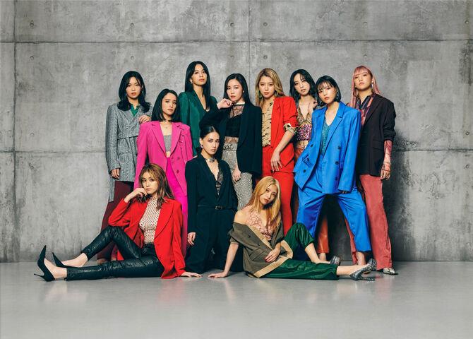E-girls - E-girls promo.jpg