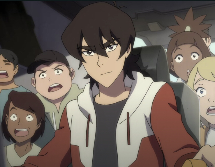 I would die 10,000 times for Keith Kogane and I am not being dramatic.
