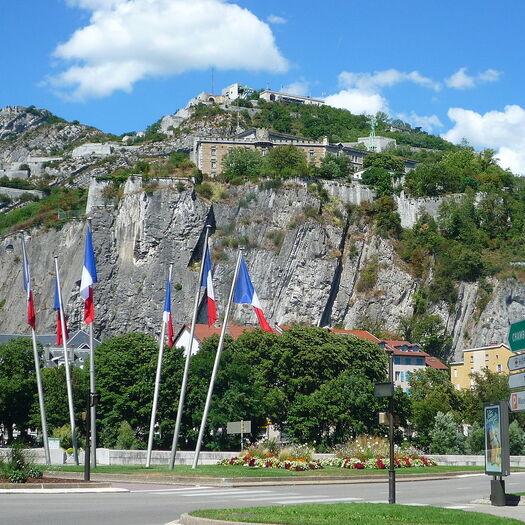 Bastille (Grenoble) - Wikipedia