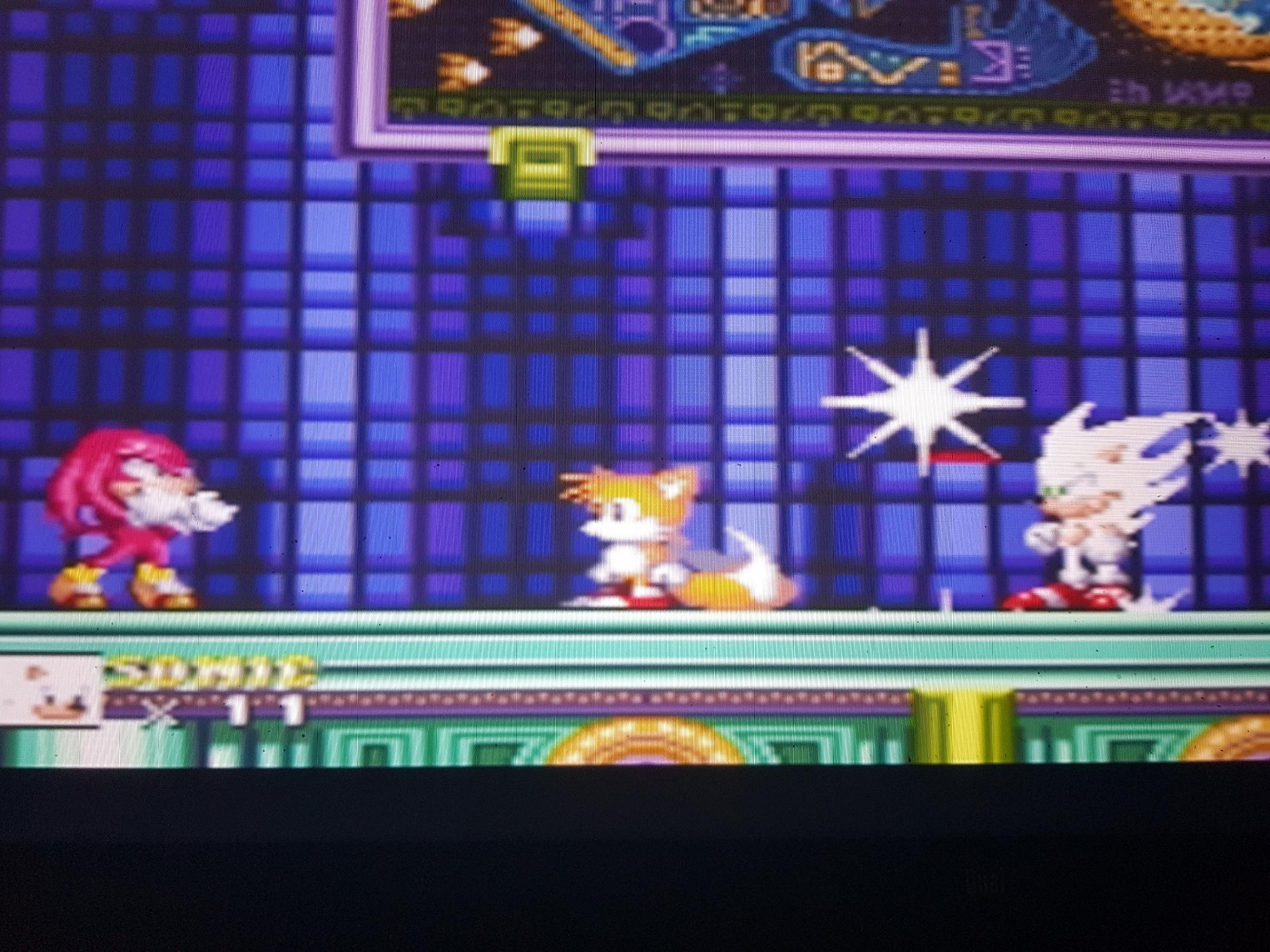 Wer kennt noch den ersten Sonic vs Knuckles kampf ?