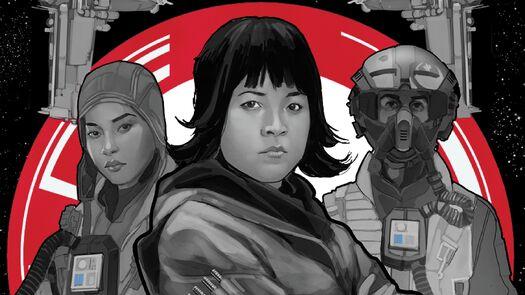 The Last Jedi: Cobalt Squadron