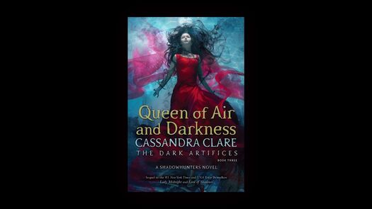 QUEEN OF AIR AND DARKNESS by Cassandra Clare - Teaser Trailer