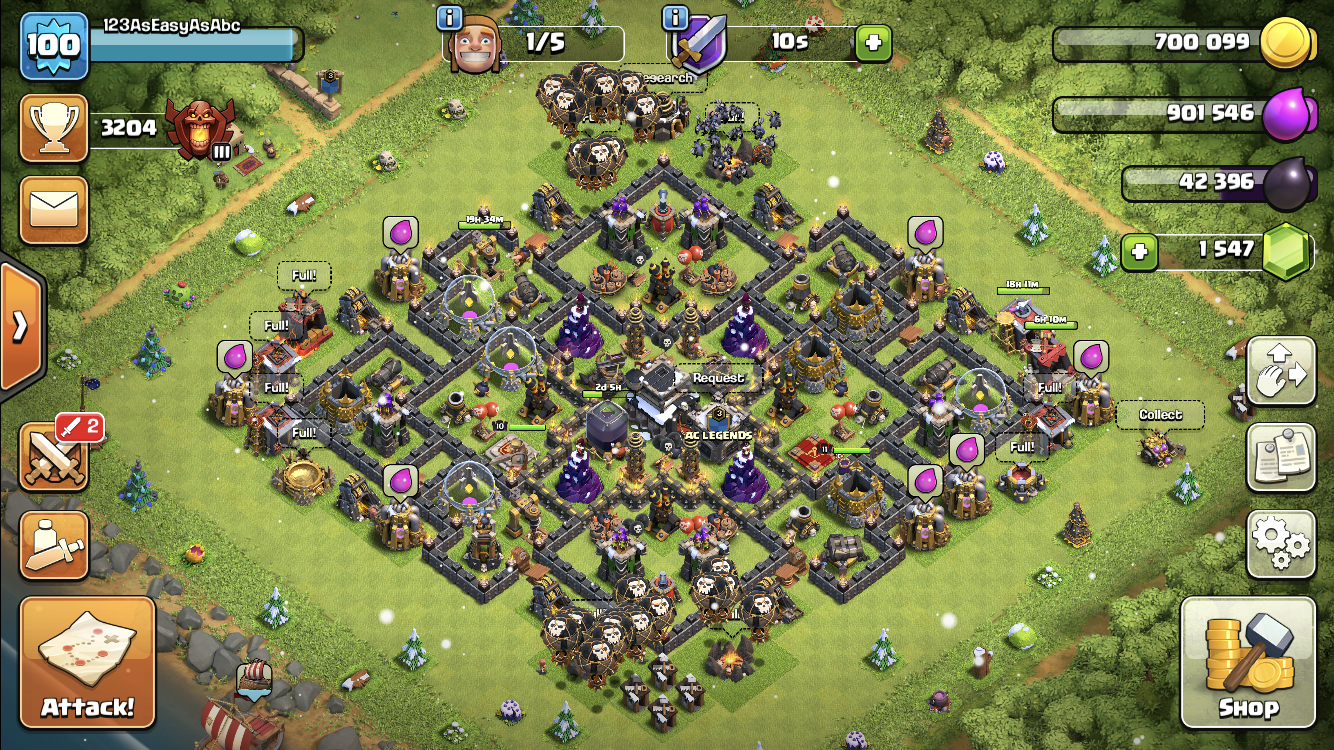 What should I focus on before I go to th 10