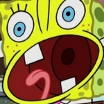 Wilkins & Spongebob Guy