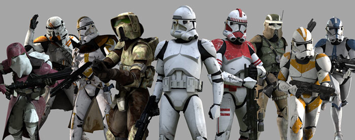 What is your favorite armor variant? For me it would be standard issue Phase 2. Plain & simple.
