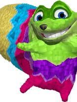 Fergy Fudgehog