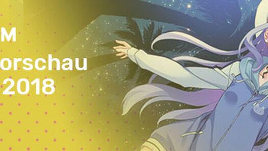 Anime-Vorschau Sommer 2018