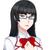 Kuroko Kamenaga COUCIL STUDENT