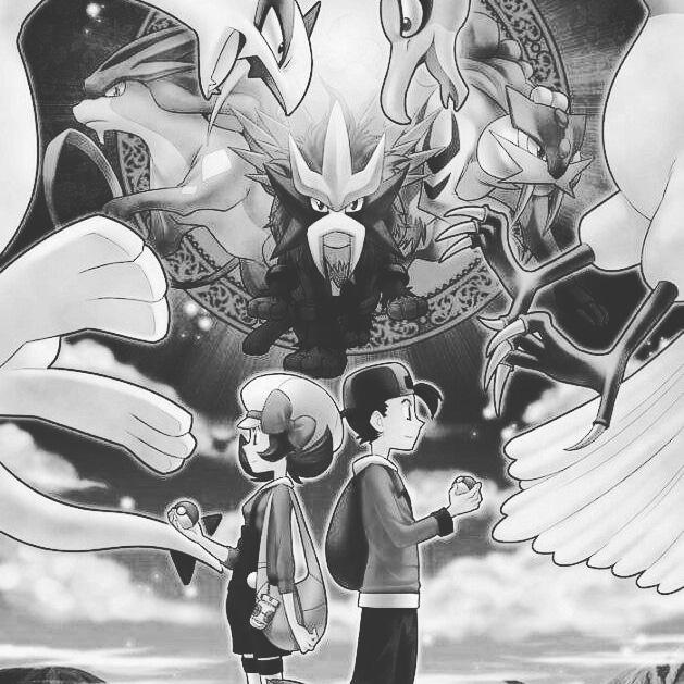 ¿No es increíble la mitología pokemon?😍😍😍