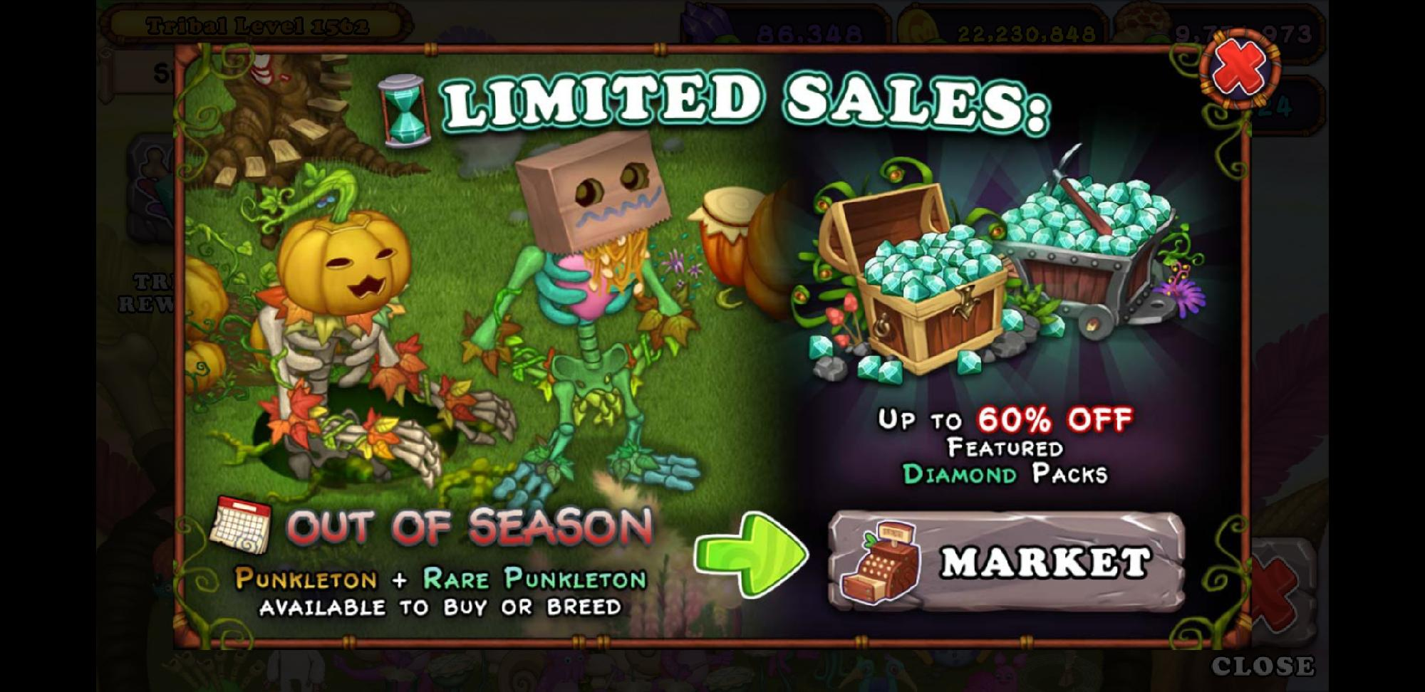 Punkleton Out Of Season Promotion