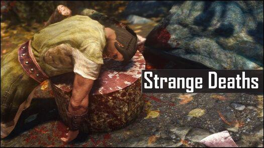 Skyrim: 5 Strange and Spooky Deaths That Make No Sense in The Elder Scrolls 5