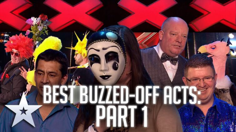 Best BUZZED-OFF acts: Part One   Auditions   BGT Series 9