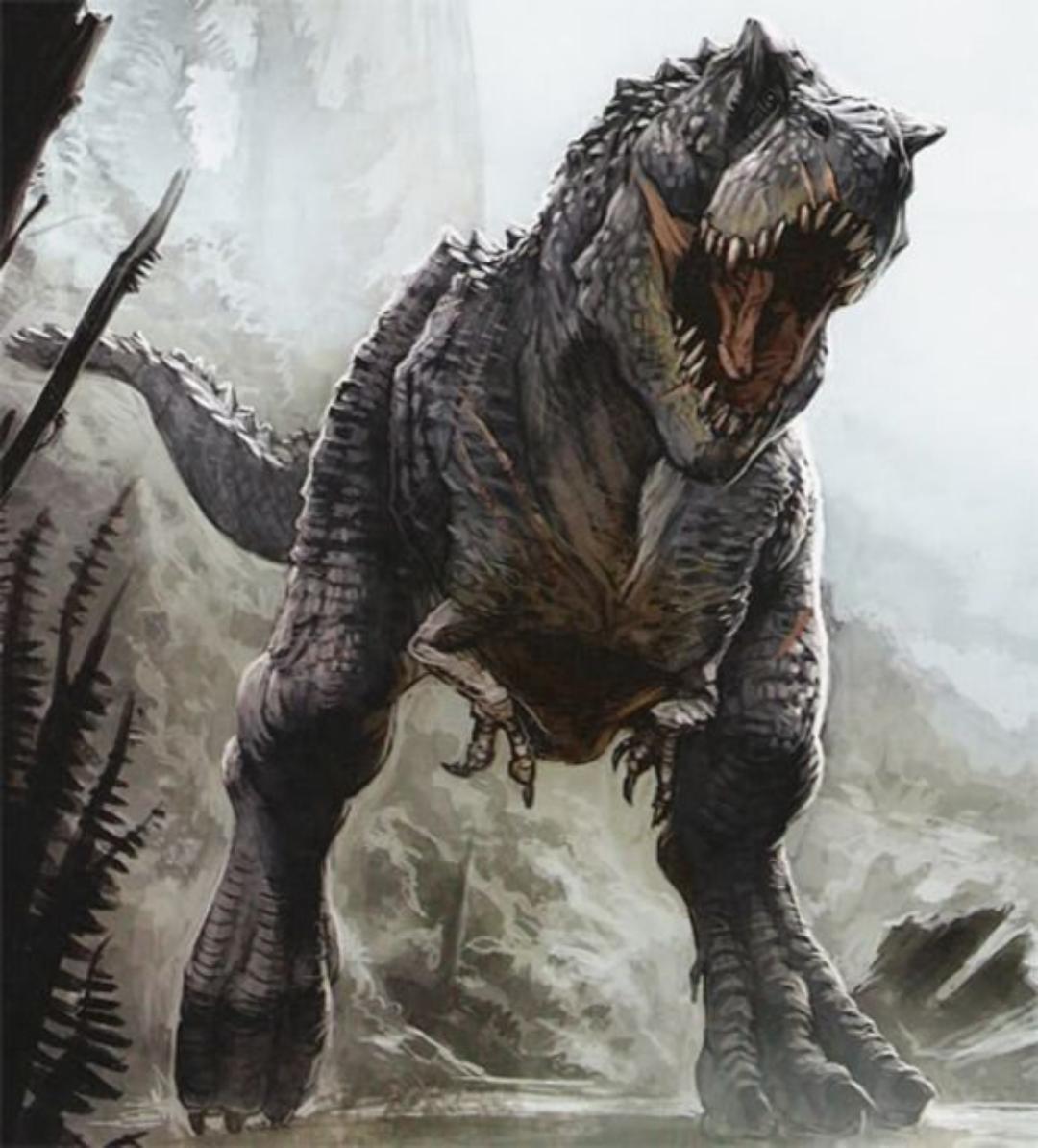 Der Kaiju der Woche ist V rex