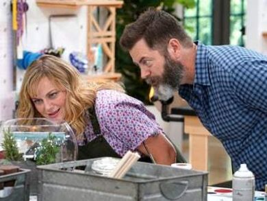 Home Sweet Home, Season 1, Episode 2 of Making It