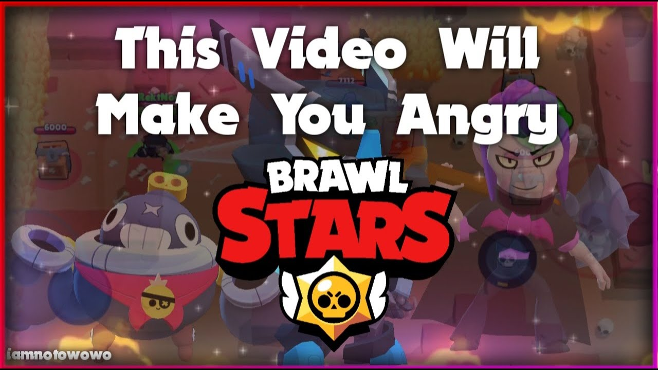 How to Make Randoms Angry in Brawl Stars