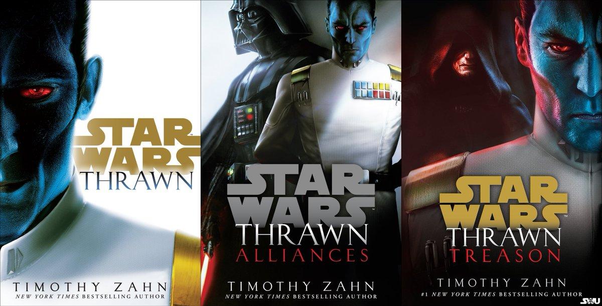 Which Thrawn Trilogy is better? | Fandom