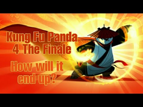 How will the final Kung Fu Panda film end up?