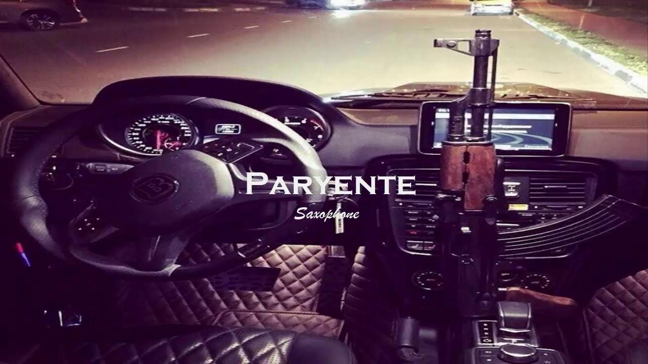 Paryente - Saxophone