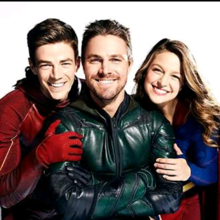 Arrow,Flash e Supergirl's avatar
