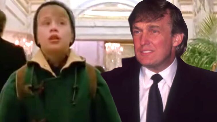 Macaulay Culkin Supports REMOVING Donald Trump in Home Alone 2