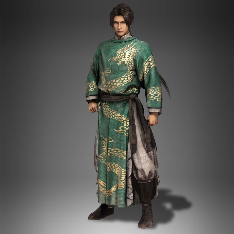 I love Zhao Yun's civilian clothes!