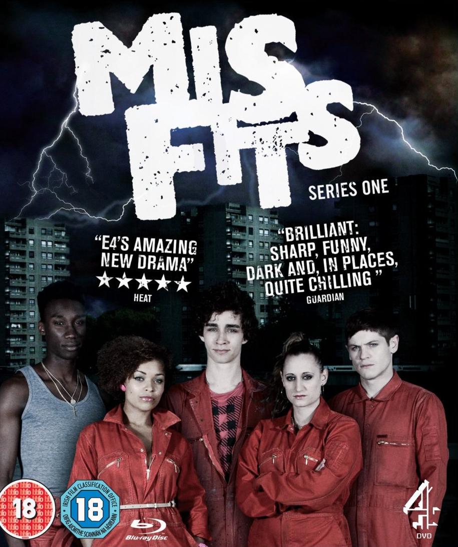 1 misfits cast season What happened