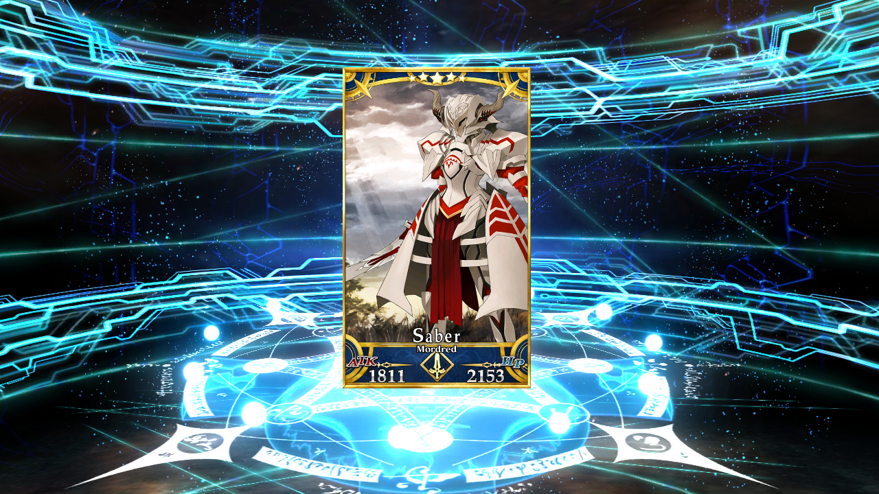 Bought the $85 bundle and got spooked by Mordred