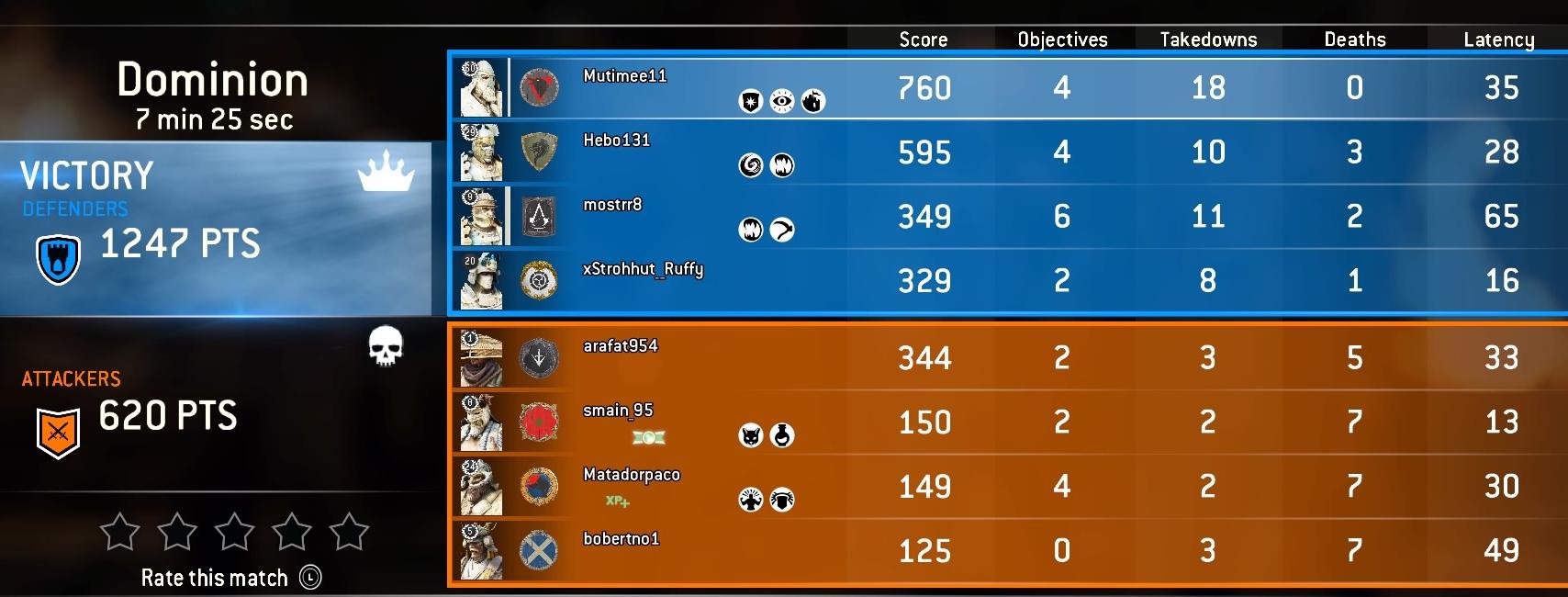 Im back Playing Warlord ;)