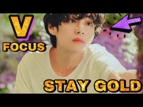 BTS - Stay Gold MV (Focus V)