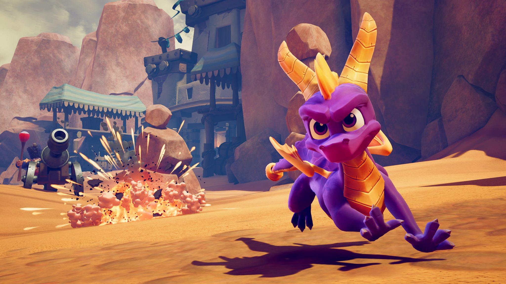 Das Spyro Wiki wurde neu entzündet!