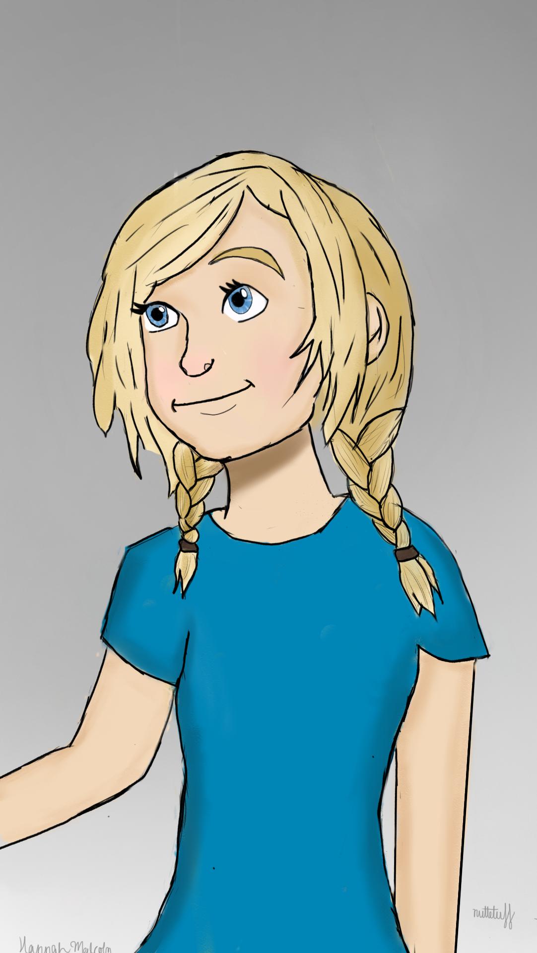 Little Astrid